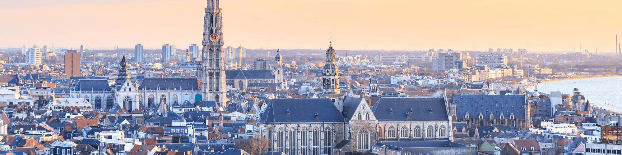 Asendia Belgium landscape header